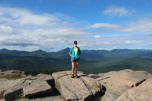 Cascade (36) and Porter (38)Mountains