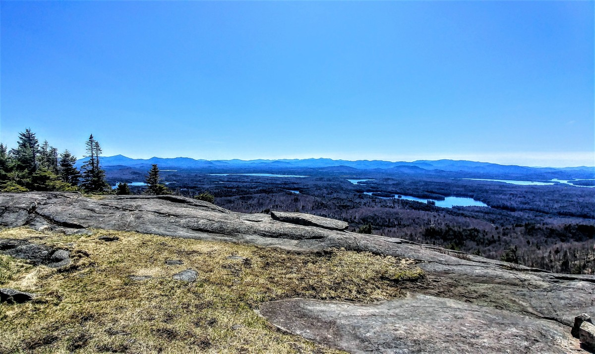 Saranac Lake 6ers – ADK Trail Tales and Tails