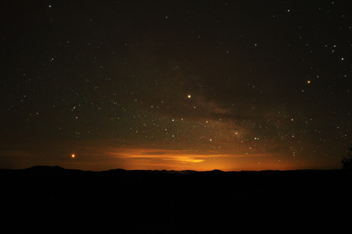 Coney Mountain – Astrophotography Mission!